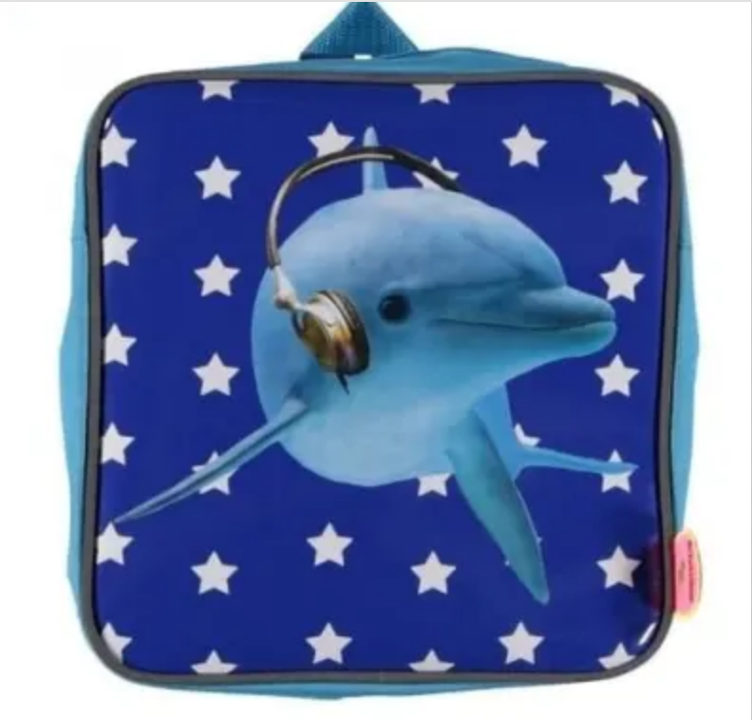 Backpack flipper