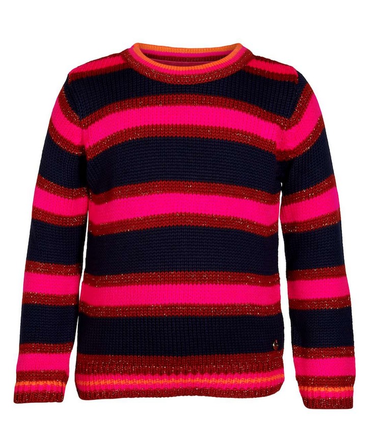 Pulli Colourblocking